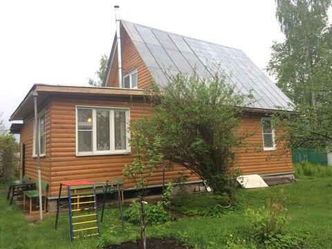Продается земельный участок с домом и баней в Дмитровском р-не