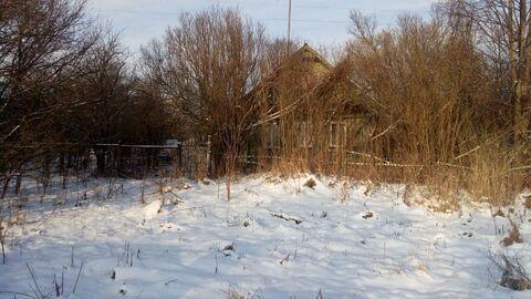Продается земельный уч.30 сот. со стрым домом в д.Жолобово Рузский р.