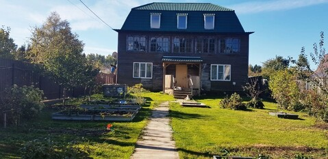 Дом в п.Киевский. Новая Москва., 7700000 руб.