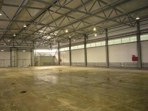Сдается ! Новое складское помещение 1057 кв.м Класс А, Центр города.