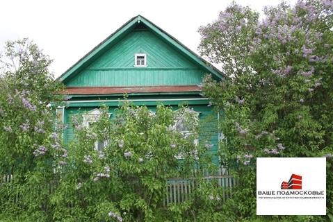 Дом в деревне Алешино