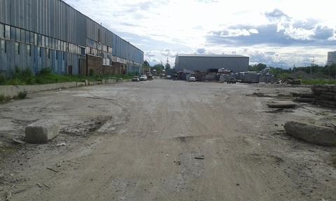 Сдается! Открытая площадка 4000 кв. м.Покрытие бетон.Охрана.