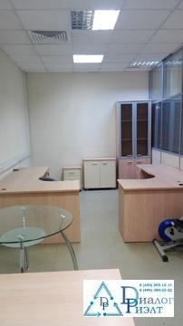 Офис 92 кв.м. в пешей доступности от ж\д станции