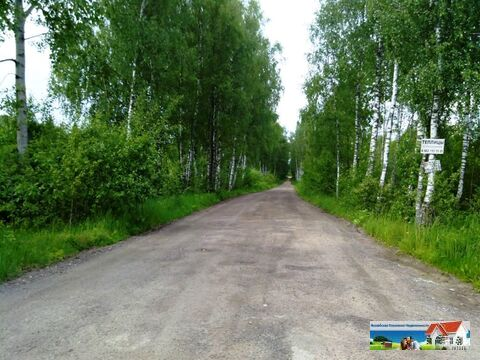 Участок 30 соток в поселке городского типа Уваровка с полной инфрастру