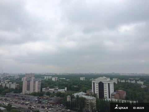 Москва, 3-х комнатная квартира, ул. Академика Скрябина д.4, 12500000 руб.