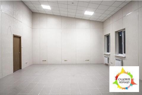 Офисные помещения кабинетной планировки на 2 и 3 этаже административно