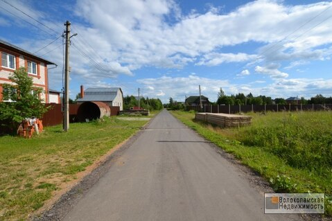 К продаже предлагается участок, расположенный в селе Осташево