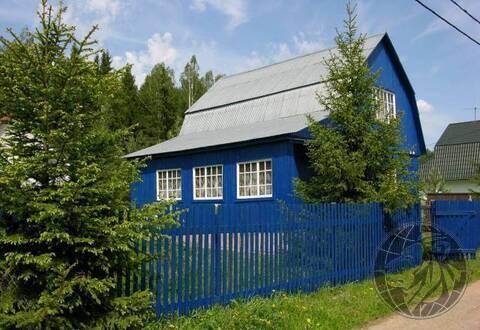 Крепкий дом 95м в газифицированном СНТ Троица д.Юрьевка на озере