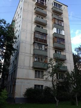 Дом у метро, квартира с ремонтом