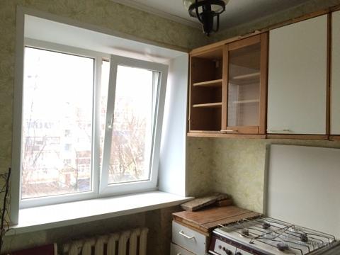 Трёхкомнатная квартира в центре Воскресенска, ул.Менделеева