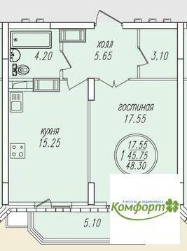 Раменское, 1-но комнатная квартира, Северное ш. д.д.18, 3250000 руб.