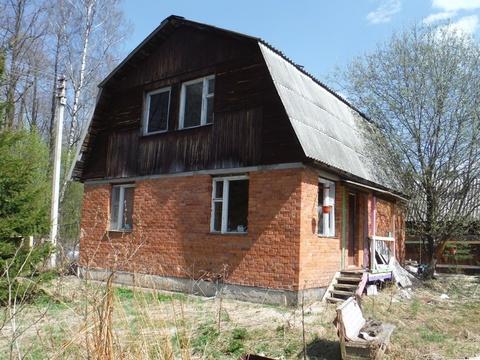 Продается кирпичная дача в Наро-Фоминском районе