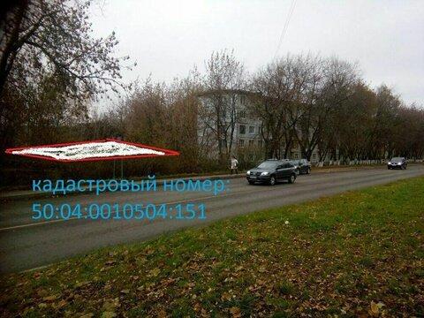 Участок 16 соток в г. Дмитрове, ул. Большевистская