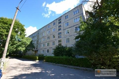 1-к.квартира в городе Волоколамск, по адресу: улица Ново-Солдатская 7