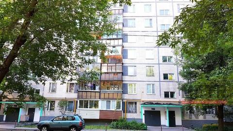 Продажа двухкомнатной квартиры 45м2, Домодедовская улица, 7к2