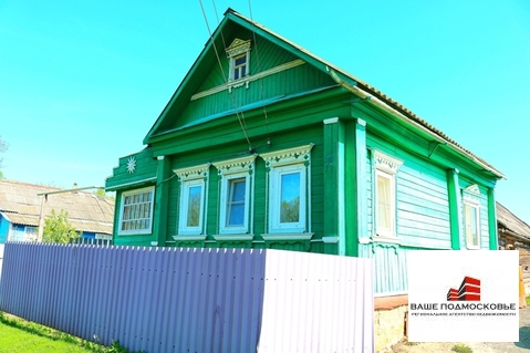 Дом в деревне Родионово