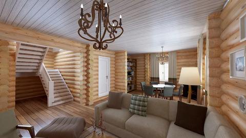 Продаю уютный дом 160м2 в красивом месте. В лесу, Киевское ш, Москва