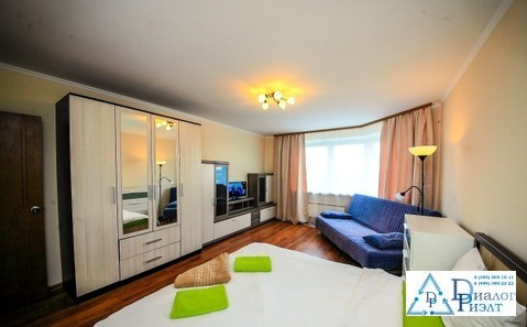 Сдается 1-комнатная квартира в Москве, район Люберецкие Поля
