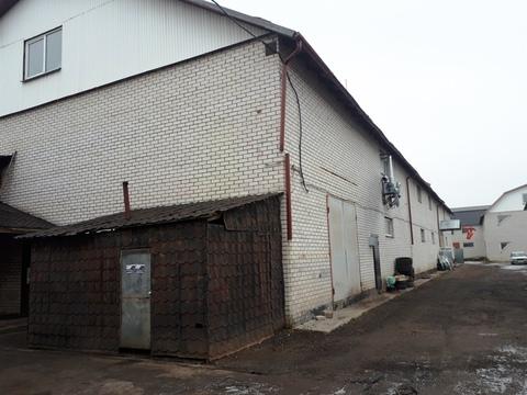 Сдается складское помещение 80 кв.м.