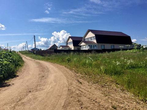 Земельный участок 15 сот ИЖС д. Орешки, Рузский район, 80 км от МКАД