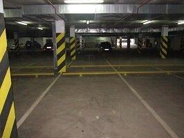 Продаю машиноместо в подземном паркинге в центре города Пушкино, ул. Т