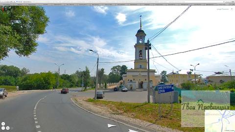 Участок 10 соток в центре Чехова у церкви напротив парка отдыха