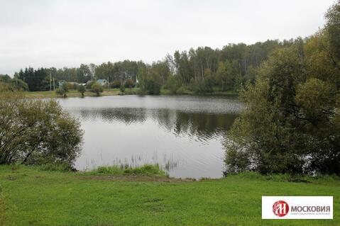 Участок 12 с. около озера и пляжа 30 км по Калужскому/Варшавскому ш.