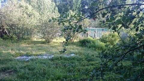 Продается участок 8 соток в Ивантеевке