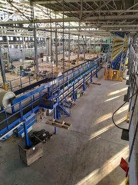 Производственный комплекс 4000 кв.м,2 мвт.