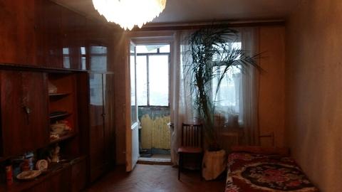 Однокомнатная квартира м. Пролетарская