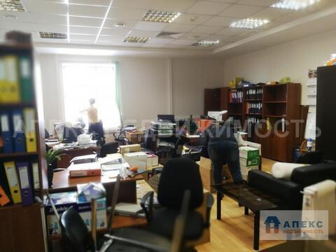 Аренда помещения 148 м2 под офис, м. Павелецкая в бизнес-центре .