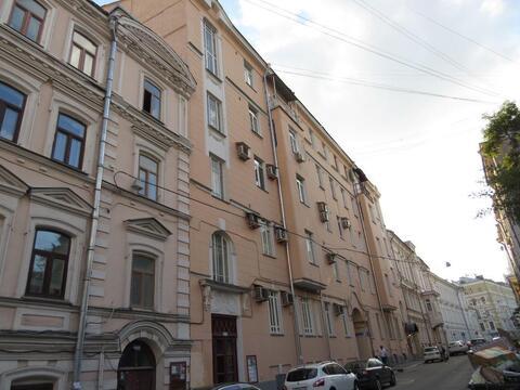 Продается 5 (пяти) комнатная квартира в центре Москвы