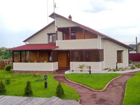 Коттедж 285 кв.м Истринский район, д. Телепнево