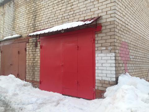 Кирпичный гараж с подвалом ГСК Рассвет