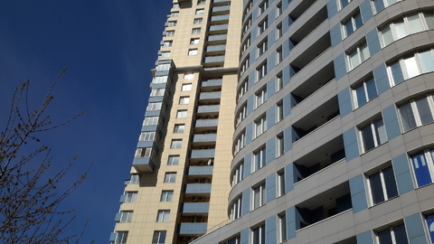 """4-комнатная квартира, 137 кв.м., в ЖК """"ЭКО"""" д.25"""