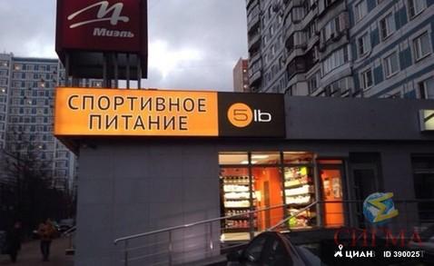 Осенний бульвар 7 ! у метро! сетевой магазин спортпитания! 9 лет окуп!