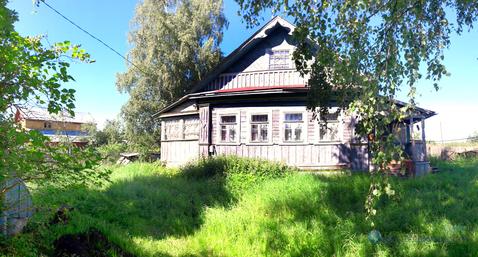 Дом 108,4 кв.м. в деревне + 26 сот. земли. 120 км. от МКАД. ПМЖ. Лес.