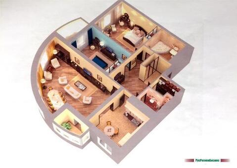 Продается трехкомнатная квартира Ленинский проспект дом 105, м. про