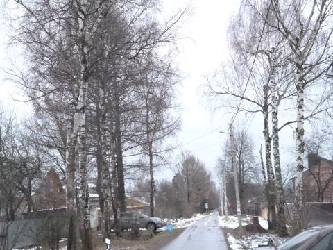 Ашукино, Комсомольская