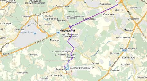 Земельный участок 14 соток в деревне Филимонки (Новая Москва), 6200000 руб.
