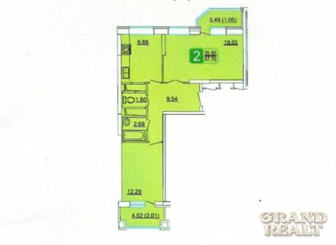 Лыткарино, 2-х комнатная квартира, ул. Ленина д.к2, 3600000 руб.