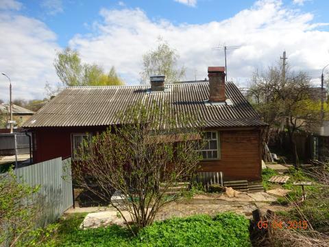 Часть дома в г.Серпухов ул. Красноармейская (оформлена как квар