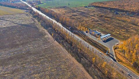 Участок 22,3 Га на 1-й линии Каширского шоссе в 34 км от МКАД