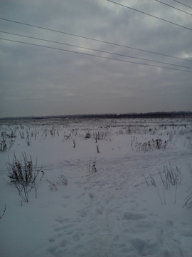 Земельный уч-к 30 соток в д. Наумовское