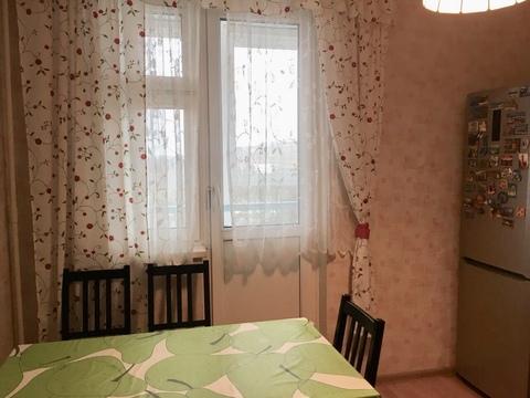 Продается 2к квартира с 3 лоджиями застекленными