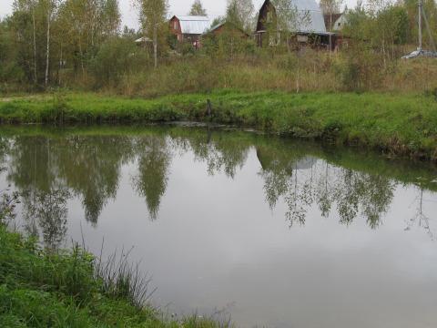 Красивый участок, ш. Горьковское, 50 км,