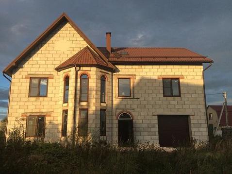 Дом 220 кв.м (ИЖС) под отделку пос.совх.Останкино 21 км от МКАД