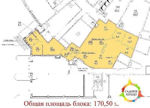 Офисные помещения в Б. Ц. с отделкой или без от 24 000 кв.м/год