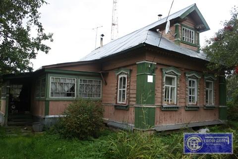 Дом на участке 17 сот. в д.Палкино Лотошинского р-на