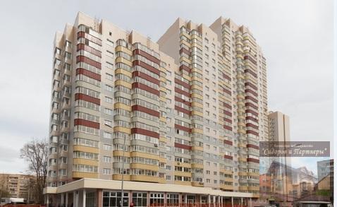 """3-комнатная квартира, 90 кв.м., в ЖК """"Новое Измайлово 2"""""""